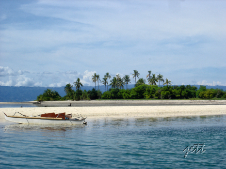 Virgin Island Panglao Bohol Philippines nature sea sand