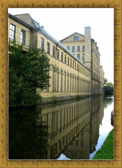 Reflectionthursday Salt Mill Shipley abhatti Bradford UK