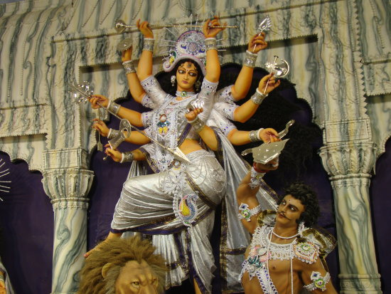 5day long Durga Puja Carnival ends today at Kolkata.