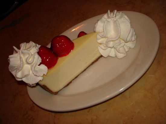 cheesecake YUM!!!!!!!! :)