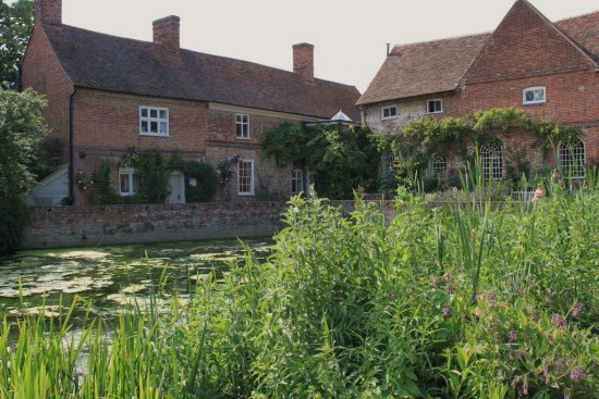 Flatford Mill as it is now