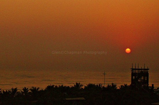 sunrise durban glen chapman photography landscape sun