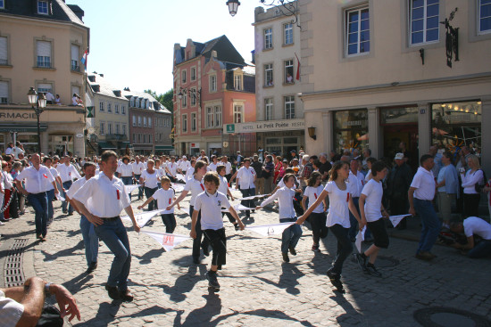 dancefriday luxembourg