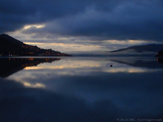 reflectionthursday archives otago harbour moody sunrise