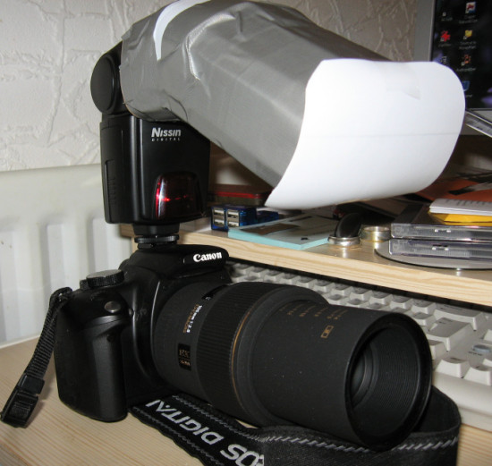 HOMEMADE FLASH DIFFUSER [Archive] - Canon Digital Photography