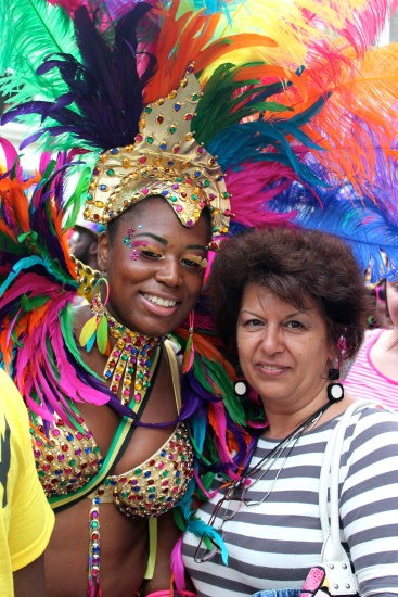 notting hill carnival london 2012 my mum fun
