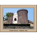 Castel Nuovo, Naples, Italy - Looking through some older photographs.