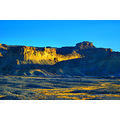 UTAH from Interstate 70 photographing from Greyhound bus window;