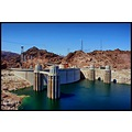 hoover dam nevada arizona usa bojtorjan