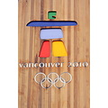 Olympics Vancouver Winter Spring mascots Logos