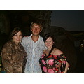 With my sister and brother who live in Riga. Went out in a local famous place which is called Li...