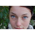 owl anja friend eyes blue