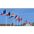 Flags Bridlington