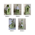 BIRDHOUSE STYLED ANTIQUE NEW
