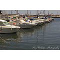 spain harbour boats