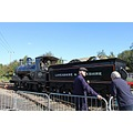 england barrowhill railways trains people