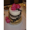 cakefriday funfriday wedding cake of my godchild