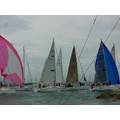 Cowes Boats racing IOW sail sailing