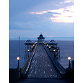 pier clevedon bristol channel south wales