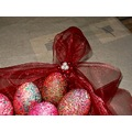 easter egg red decoration