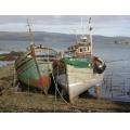 ships beach scene wales boats cool holiday