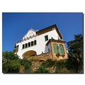 spain barcelona architecture gaudi house view spaix barcx archs houss views