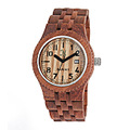 fashionable wood watches