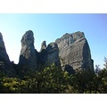 meteora trikala thessaly greece mountains Eastern Orthodox monasteries