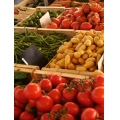 market provence france vegetables