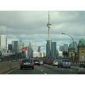 At 2:26pm.Into Downtown Toronto-on the Gardiner Expressway-Eastbound.On Saturday,Nov.3,2012