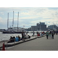 At 5:01pm.Toronto Harbourfront-Toronto,Ont.,On Saturday,June 8,2013