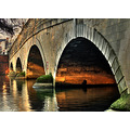 Arches Bridge architecture bedford ouse bedfordshire