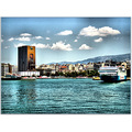 piraeus port athens greece