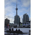 At 5:05pm-At Harbourfront Centre-Natrel Rink-Skating-Toronto,Ont.,On Saturday,Mar.2,2013