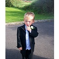 our little pageboy