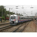 tcdd istanbul banliyo train EMU rotem turkey rail railway transport