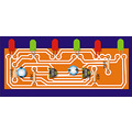 6 led flasher changer science project india easy fast school iti