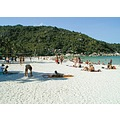 Haad Rin Beach in Koh Phangan, Thailand