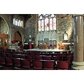 england devon ilfracombe architecture churches windows stainedglass