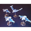 SF Star Trek SFB wargaming miniature model