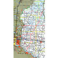 senate district10 recall harsdorf wisconsin highway area map