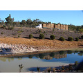 reflectionthursday roadside truck pond great eastern highway littleollie