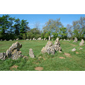 kings men stone circle oxfordshire rollwright stones archaeology