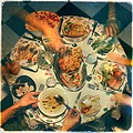 dinner is ready eat paper food table composition codex alimentarius keitology