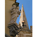 belfry Cathedral Malta niche Our Lady Saint Pauls Valletta