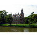 city castle nijenrode breukelen holland netherlands