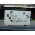 sign truck traffic home perth littleollie