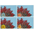 mailart postcard postcards mymailartfph tree flower