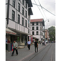 Zafer bursa tramway turkey street