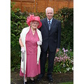 "My parents were asked to ""stand in for "" the Queen and Prince Phillip at their association of ret..."